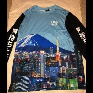 Amazing All over print LRG long sleeve T-shirt!